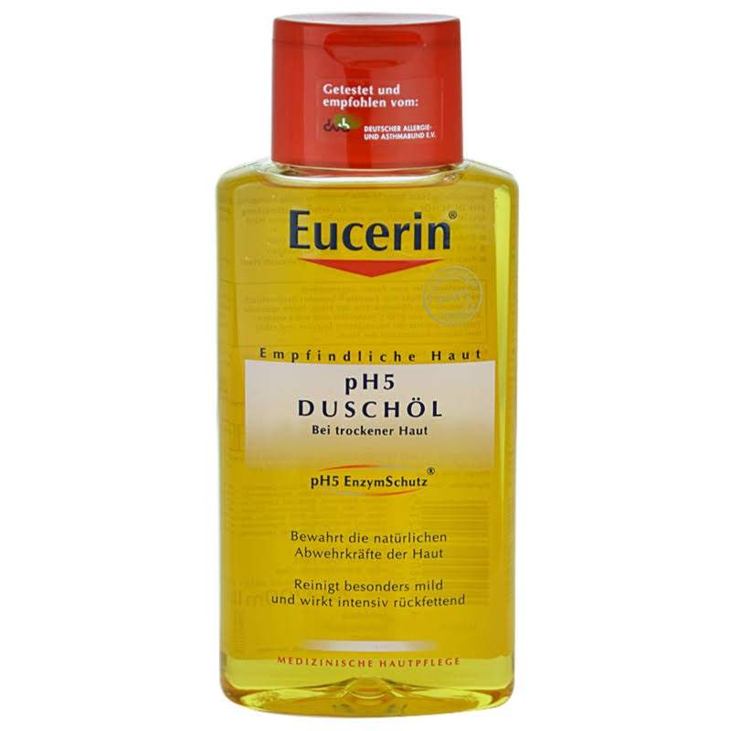 eucerin oleogel de ducha ph5 200 ml