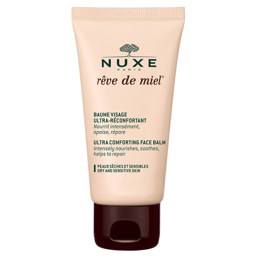 nuxe reve de miel balsamo facial ultra reconfortante 30ml