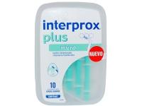 CEPILLO DENTAL INTERPROXIMAL - INTERPROX PLUS (MICRO ENVASE AHORRO 10 U)