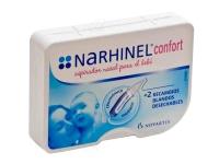 NARHINEL CONFORT ASPIRADOR NASAL (1 U +2 RECAMBIOS)