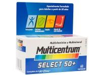 MULTICENTRUM SELECT 50+ (60 COMP)
