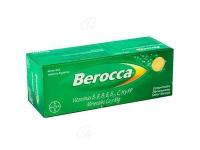 BEROCCA EFERVESCENTE (30 COMP EFERV)