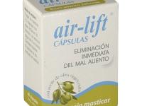 Air-lift buen Aliento 40 cápsulas
