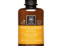 Apivita Champú Nutritivo y Reparador oliva  Miel 250 ml