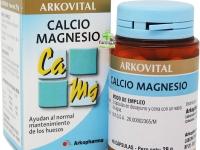 Arkovital Calcio Magnesio 45 Capsulas