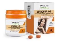 Levadura A+E Angelini 60 Comprimidos