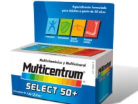 Multicentrum Select 50+ 60 Comprimidos
