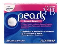 Pearls YB 30 cápsulas