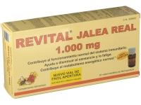 Revital Jalea Real 20 Ampollas
