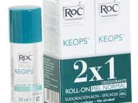 Roc - Duplo Desodorante Keops Roll-On