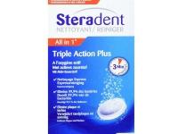 Steradent Triple acción Plus 60 tabletas